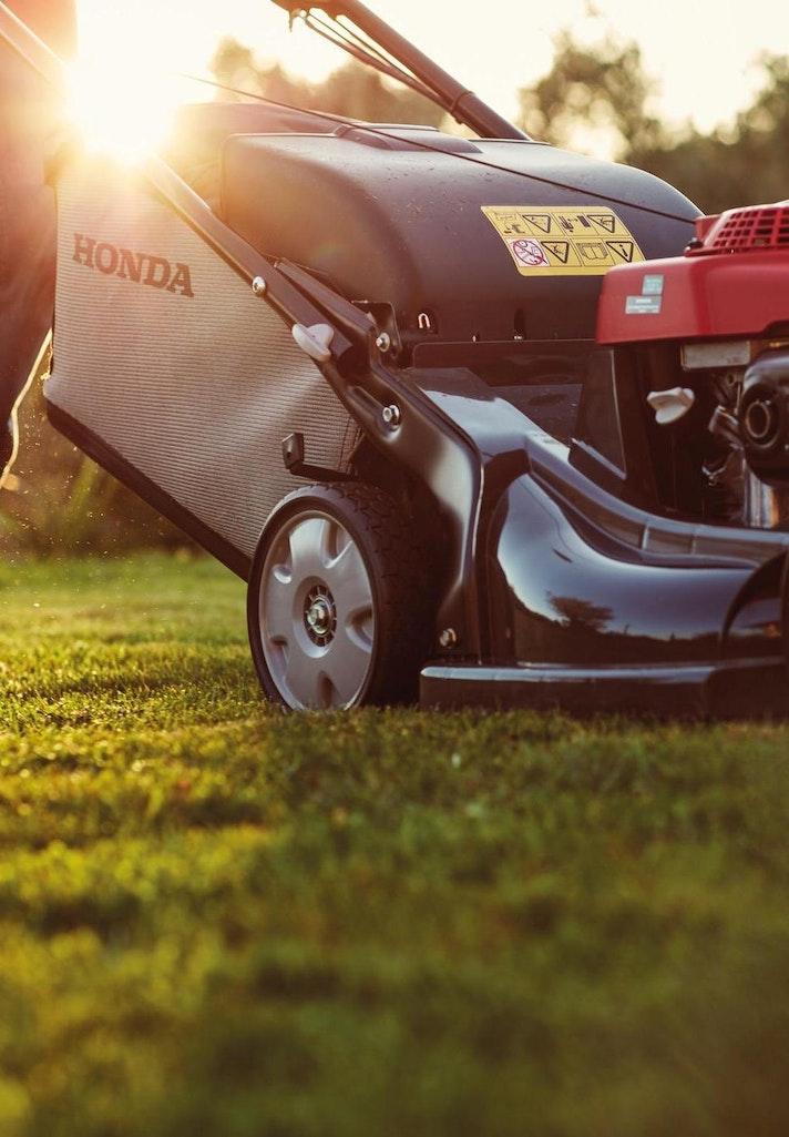 Gartengeräte von Honda