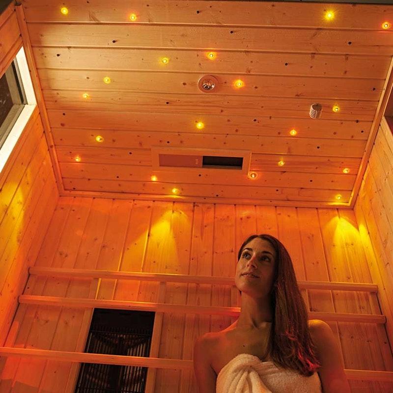 Sternhimmel mit tollem Lichteffekt kaufen | mein saunashop.de