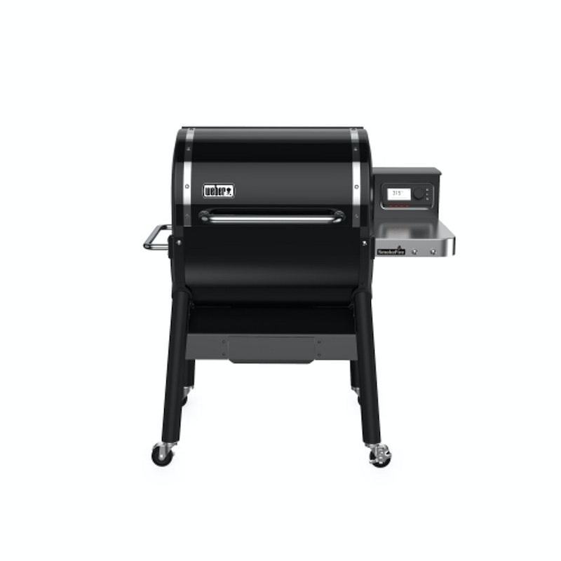 Der Weber SmokeFire EX4 Pelletgrill mit GBS
