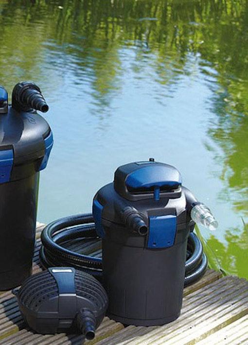 Sauerstoff im Teich