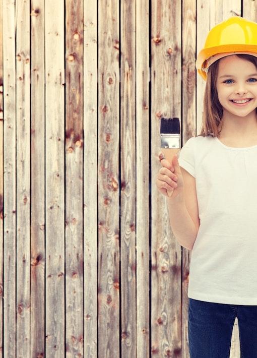 Tipps: Gartenhaus richtig streichen