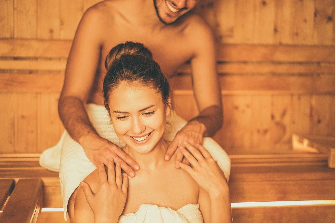 Regeln für einen erholsamen Saunagang