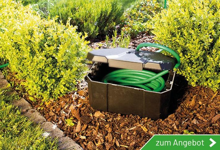 Garden-Power-Box – der nützliche Helfer im Garten