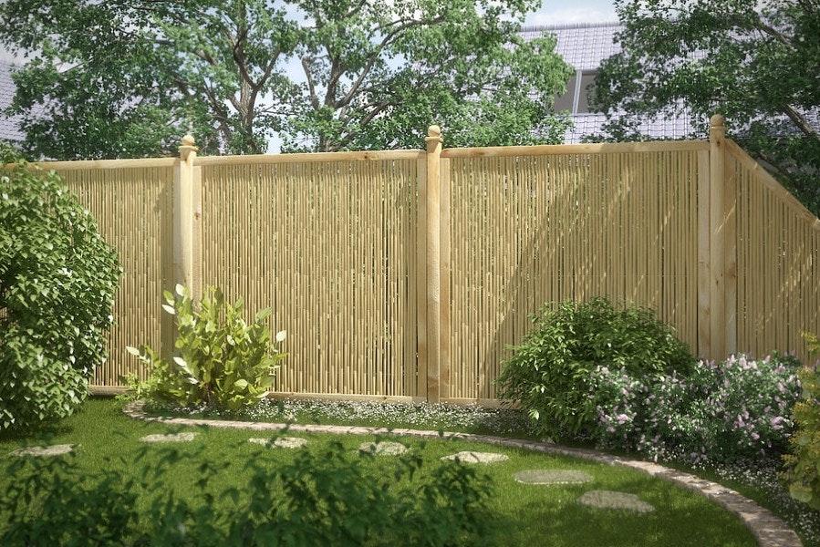 TraumGarten Bambu Beispiel