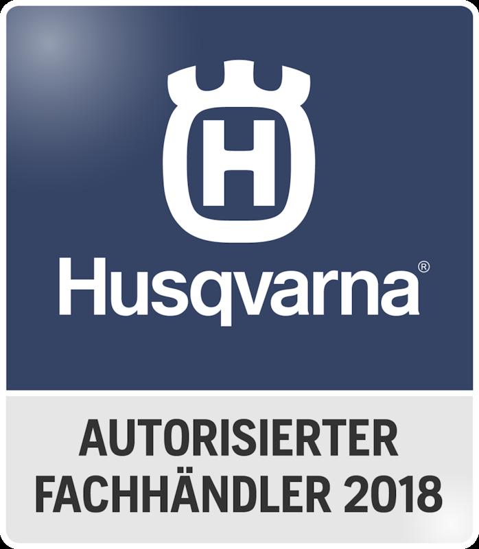 Autorisierter Husqvarna Fachhändler 2018