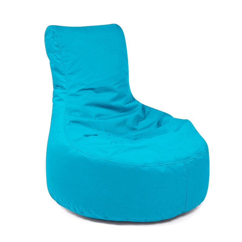 OUTBAG Outdoor Sitzsack SLOPE Plus aqua