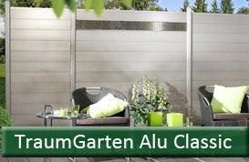 TraumGarten Alu Classic