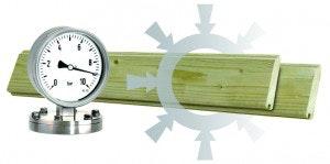 Kesseldruckimprägnierung Pavillon Holz