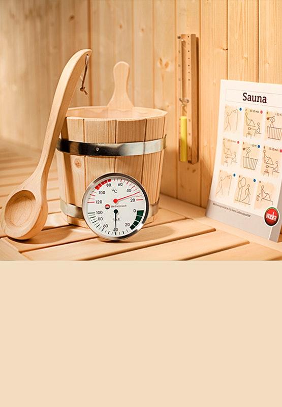 Das beliebteste Sauna und Wellness Zubehör