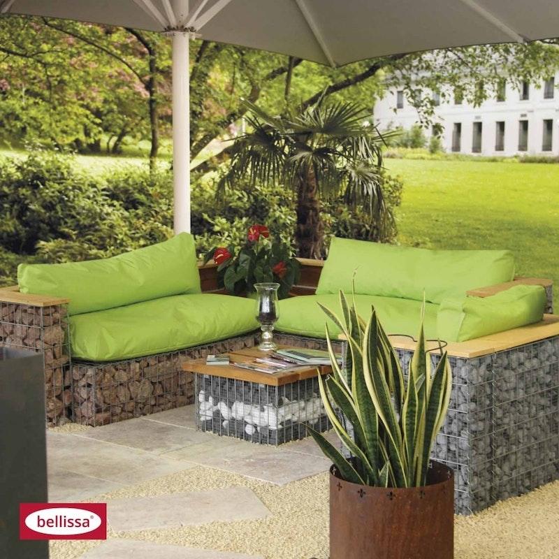 Bellissa Gabionen Lounge