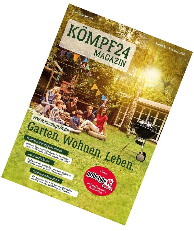 Kömpf Magazin