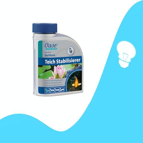 Nachhaltig effektiv: Oase AquaActiv Optipond