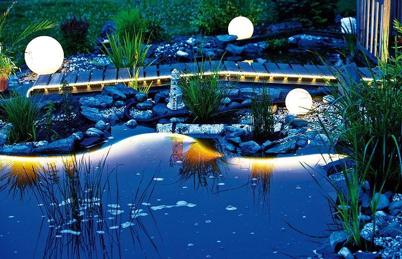 Heissner Unterwasser LED-Band 5m