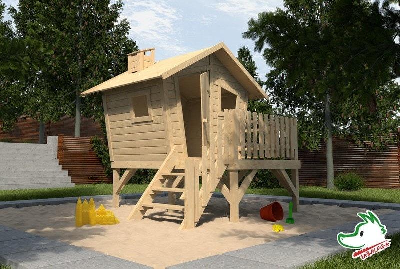Weka Kinderspielhaus Lotti