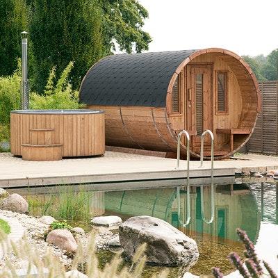 Wolff Finnhaus Sauna Produktlinien | Mein-Saunashop.de