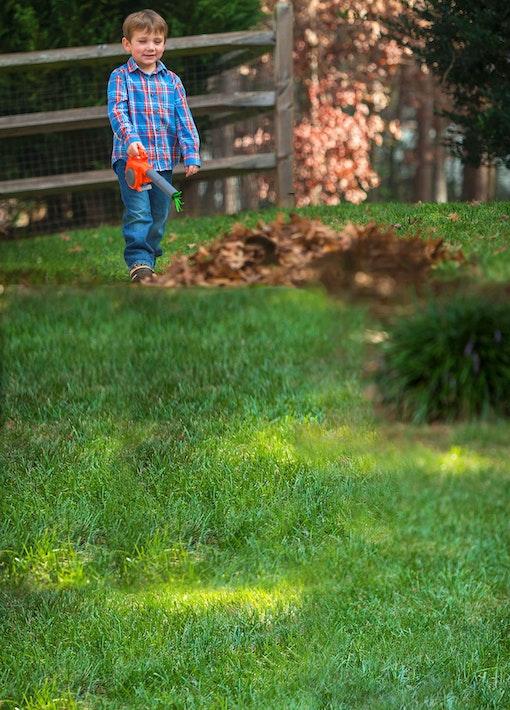 Gartenprofis von Morgen - Husqvarna Spielzeug