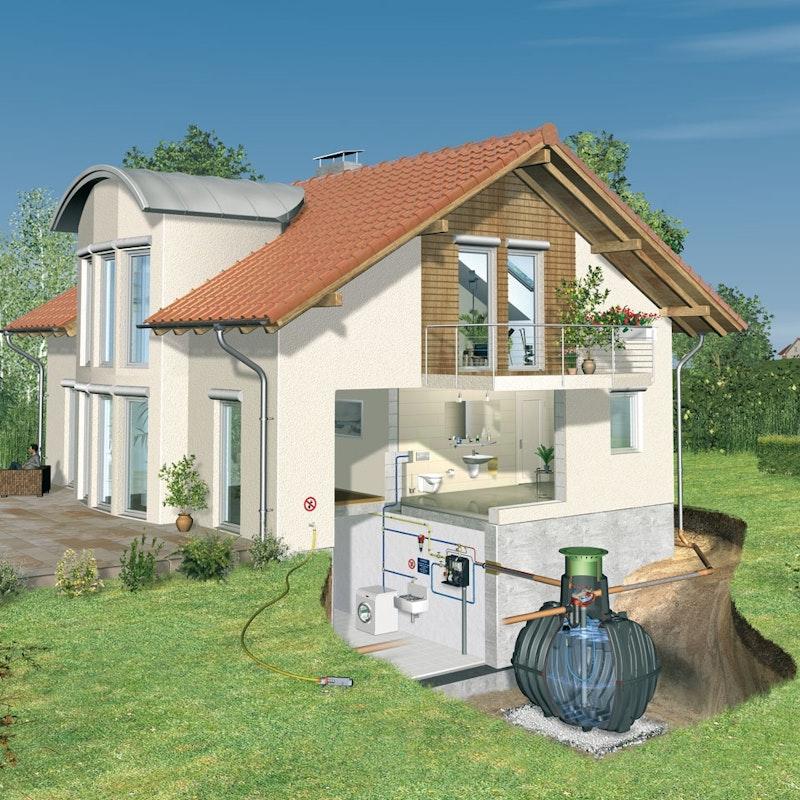 Graf Hauswasseranlage Carat