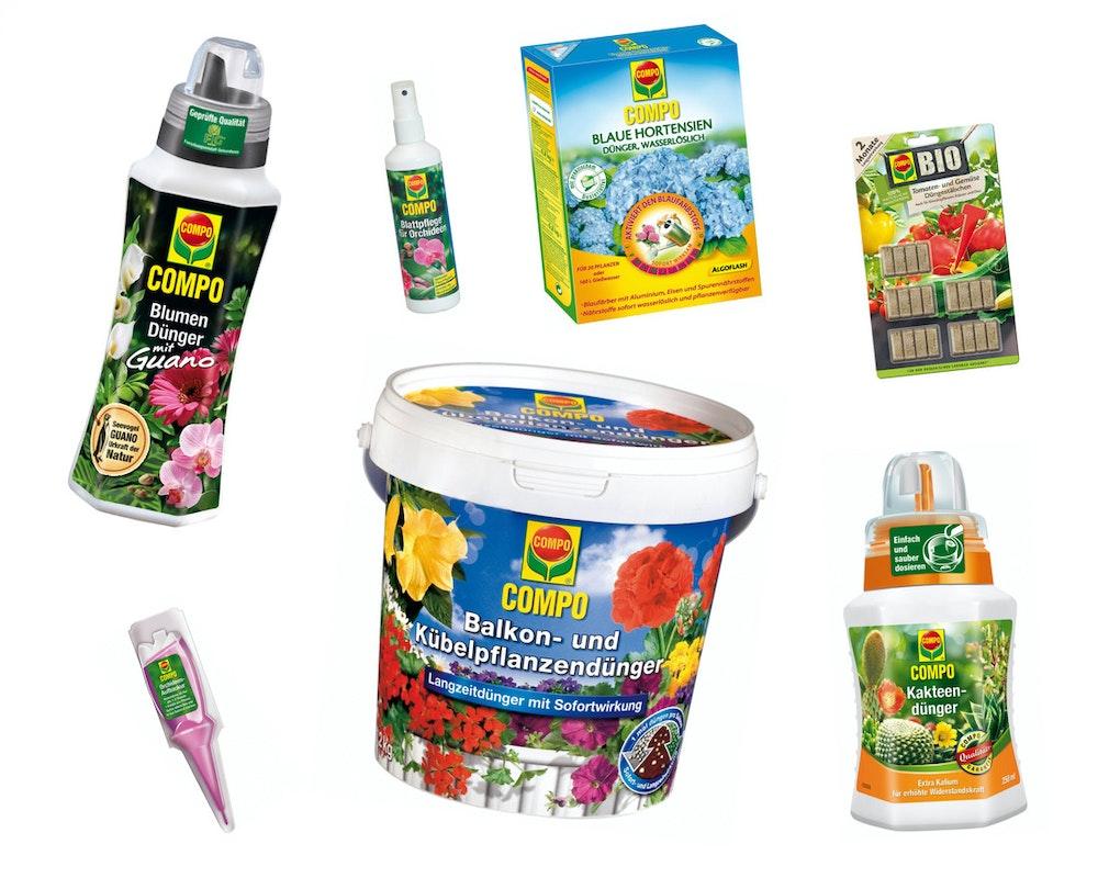 Compo: ´Blumen- und Pflanzenpflege