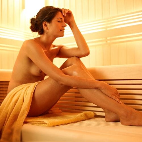 So finden Sie die richtige Saunabeleuchtung