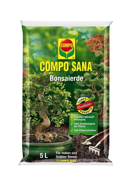 COMPO SANA Bonsaierde