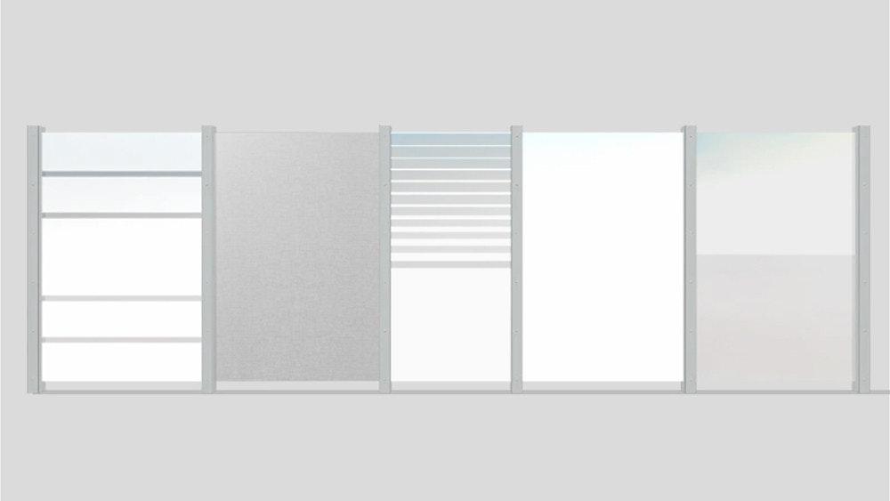 TraumGarten SYSTEM GLAS Modellvarianten