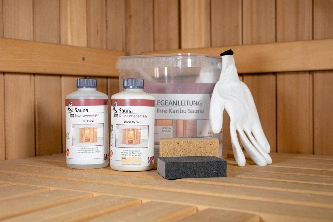 Karibu Pflegebox - für den Innenbereich von Saunen
