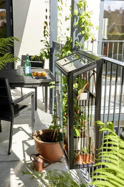 Juliana Gewächshaus Urban Balcony - 0,16 m²