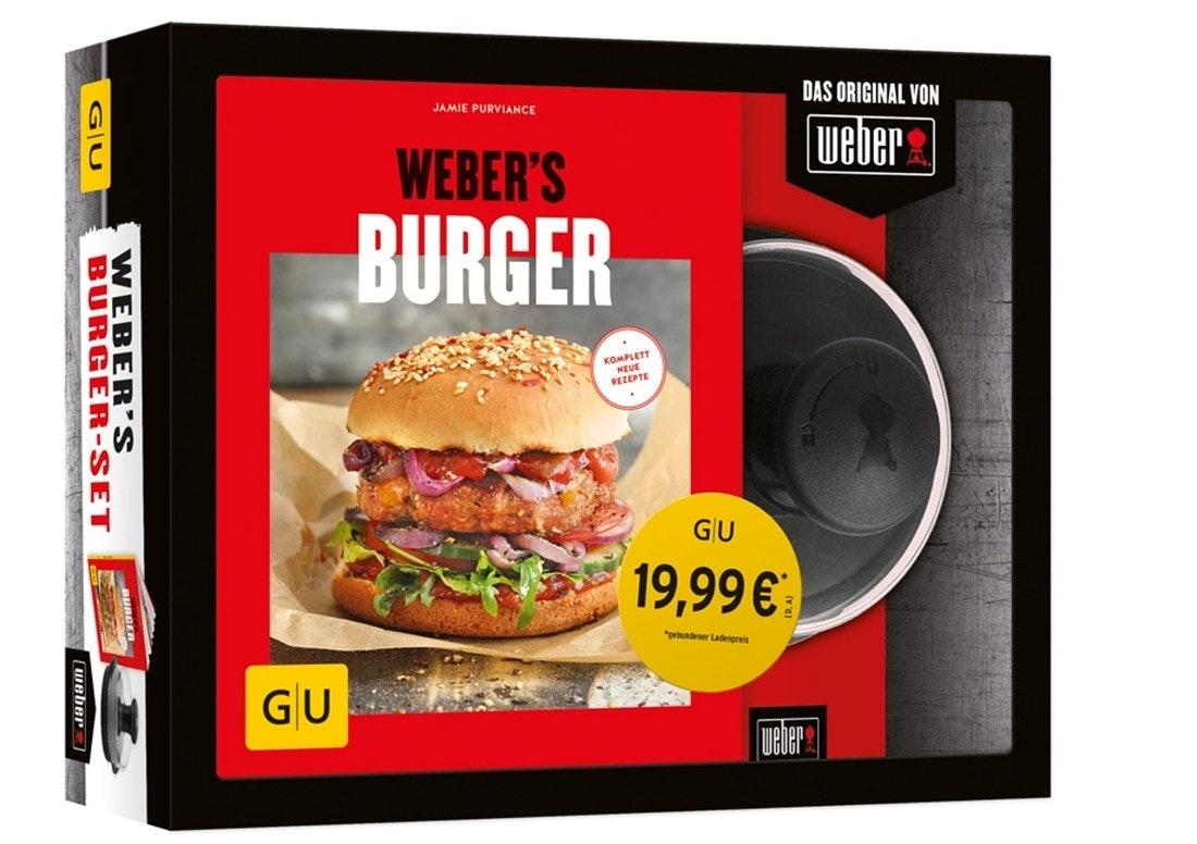 Weber-GU-Burger-Set