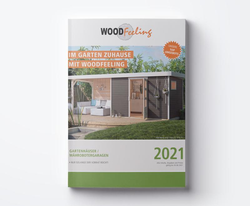 Karibu Woodfeeling Garten Katalog 2021