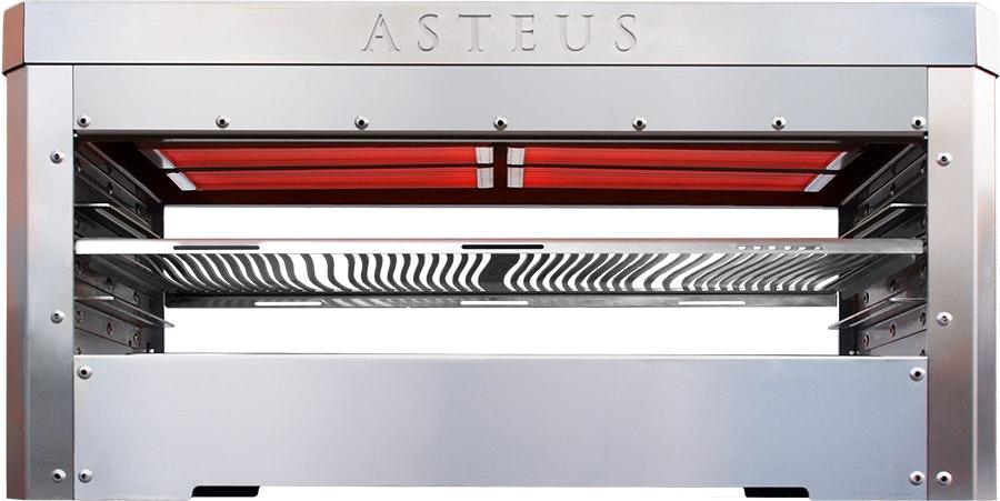 AST500 mit Grillrost