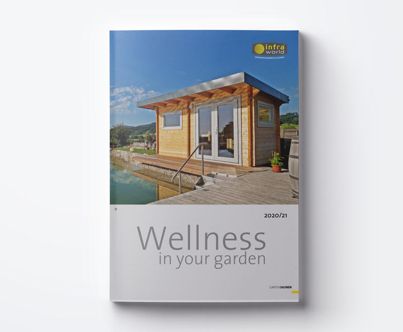 "Infraworld ""Wellness in your garden"" 2020/21"