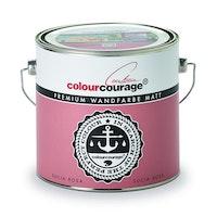 colourcourage® Premium Wandfarbe matt Sucia Rosa