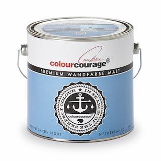colourcourage® Premium Wandfarbe matt Netherlands Light