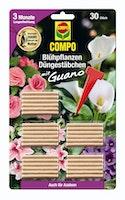 COMPO Blühpflanzen Düngestäbchen mit GUANO