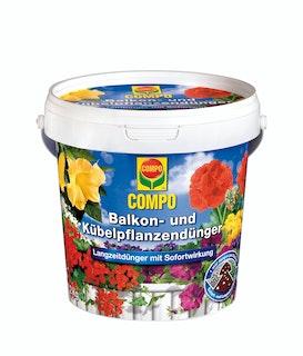 COMPO?Balkon- und Kübelpflanzendünger