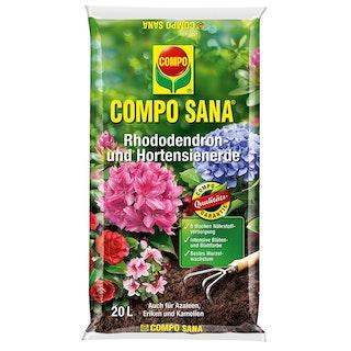 COMPO SANA Rhododendron- und Hortensienerde