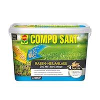 COMPO SAAT Rasen-Neuanlage-Mix 2,2 kg für 100 m²