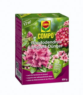 COMPO Rhododendron Langzeit-Dünger