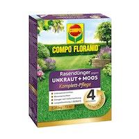 COMPO FLORANID Rasendünger Unkraut + Moos Komplett-Pflege