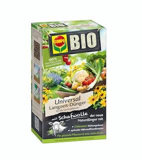 COMPO BIO Universal Langzeit-Dünger mit Schafwolle