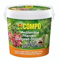 COMPO Mediterrane Pflanzen Langzeit-Dünger (1,5 kg)