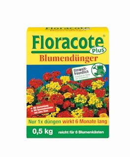 Floracote Plus Blumendünger 500 g