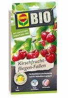COMPO BIO Kirschfruchtfliegen-Fallen (3 Stück)