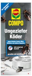 COMPO Ungeziefer-Köder (2 Dosen)
