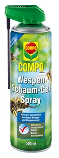 COMPO Wespen Schaum-Gel Spray (500 ml)
