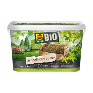 COMPO Schnell-Komposter mit Guano (3 kg)