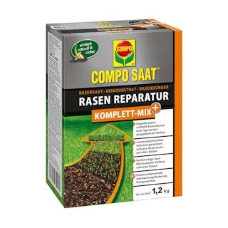 COMPO SAAT Rasen Reparatur Komplett-Mix+