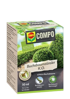 COMPO Buchsbaumzünsler K.O.