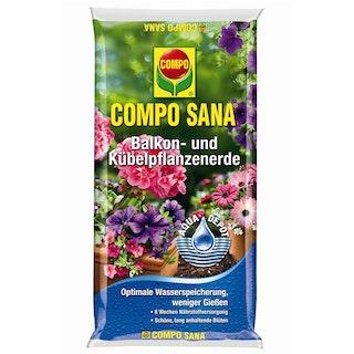 COMPO SANA Balkon- und Kübelpflanzenerde