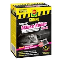 COMPO CUMARAX Mäuse-Köderpaste plus Köderbox
